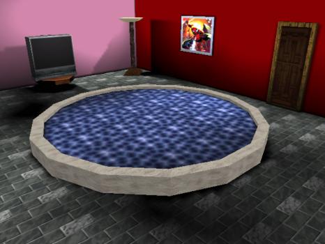 Virtual reality Morris water maze
